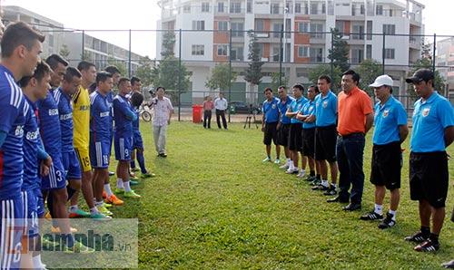 Nhận lì xì, Công Vinh & B.BD quyết đả bại CLB Trung Quốc - 1