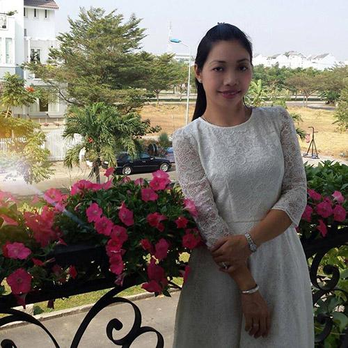 Ngắm vườn hoa tuyệt đẹp của nữ giảng viên ở TPHCM - 8