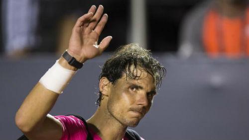 """Nadal nếm mùi cay đắng trên """"đất mẹ"""" - 1"""
