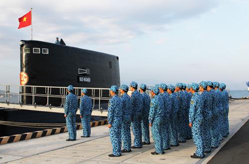 Năm mới kể chuyện lính tàu ngầm Kilo 636 rèn sức khỏe - 10