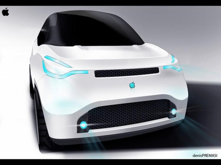 Apple bí mật phát triển xe ôtô điện - 1