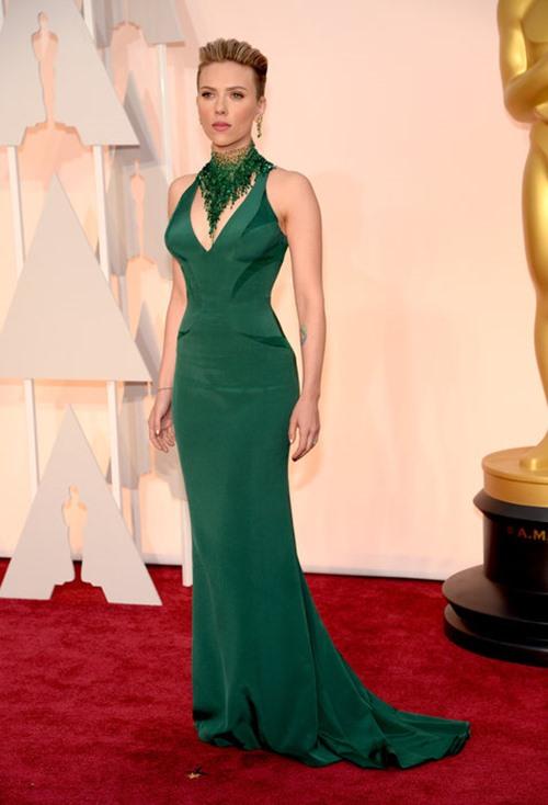 Dàn sao Hollywood lộng lẫy trên thảm đỏ Oscar 2015 - 3