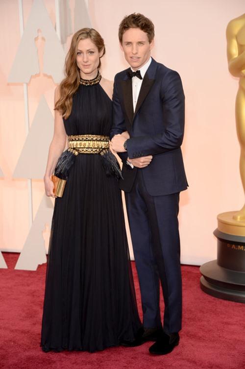 Dàn sao Hollywood lộng lẫy trên thảm đỏ Oscar 2015 - 7