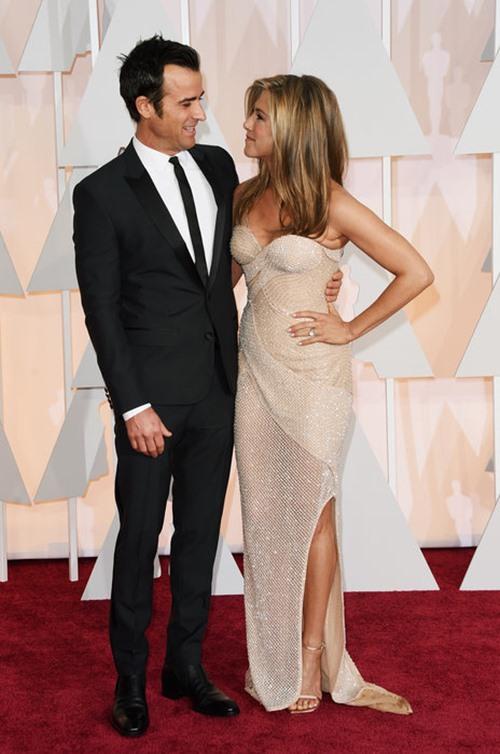 Dàn sao Hollywood lộng lẫy trên thảm đỏ Oscar 2015 - 10