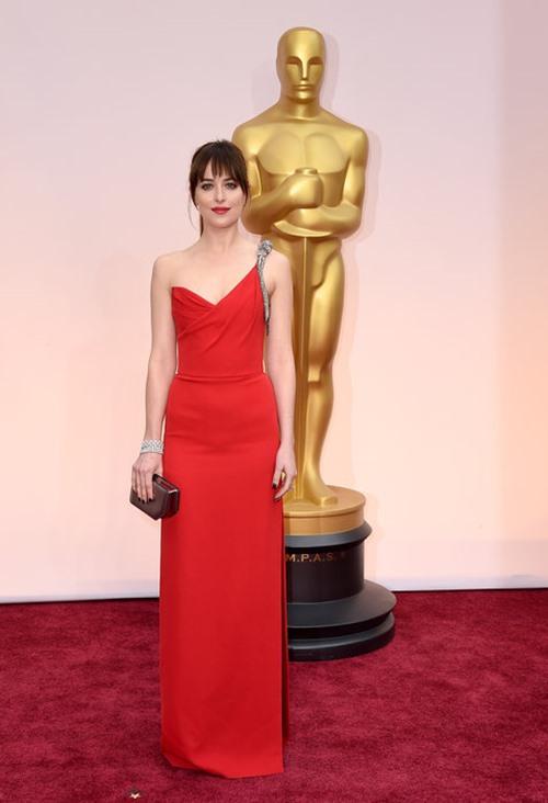 Dàn sao Hollywood lộng lẫy trên thảm đỏ Oscar 2015 - 6