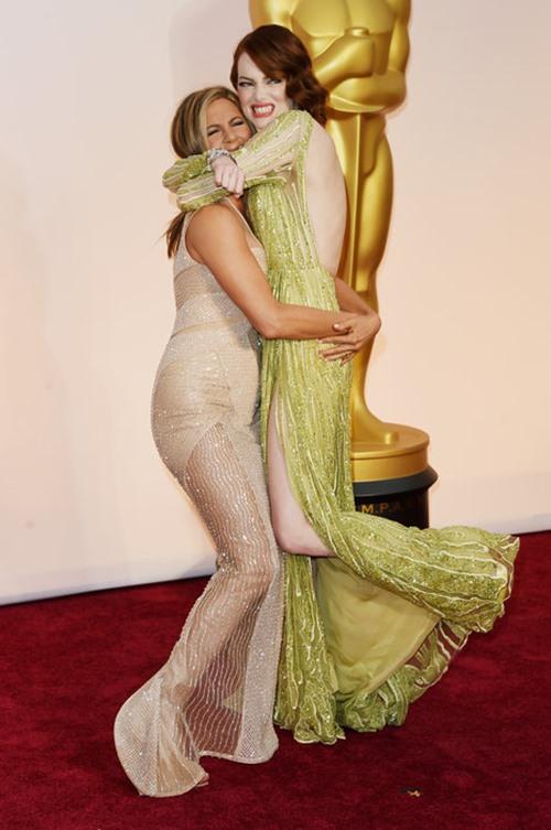 Dàn sao Hollywood lộng lẫy trên thảm đỏ Oscar 2015 - 4