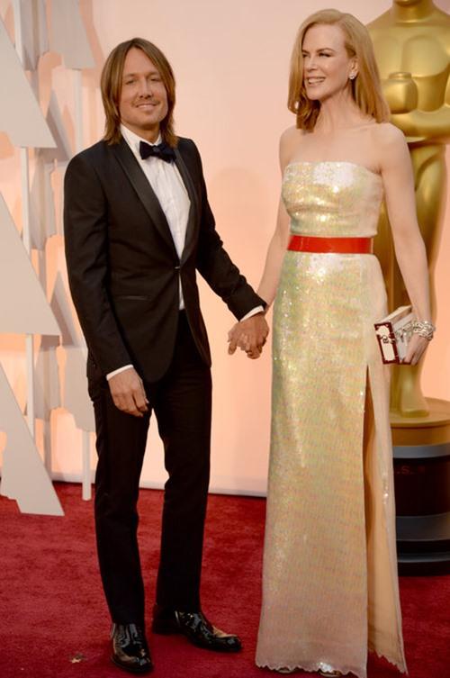 Dàn sao Hollywood lộng lẫy trên thảm đỏ Oscar 2015 - 12