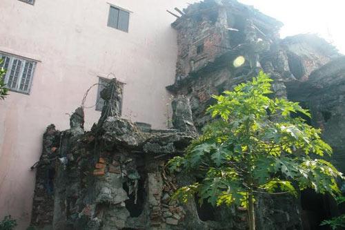 """""""Ớn lạnh"""" căn nhà tự xây của dị nhân Quảng Nam - 4"""