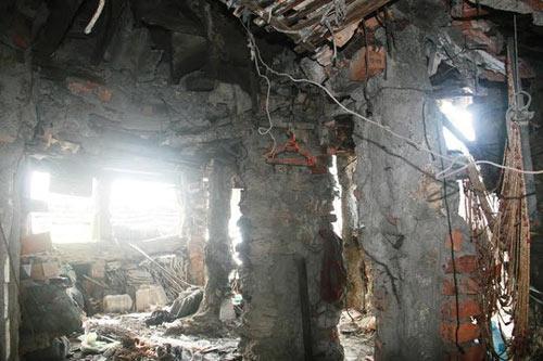 """""""Ớn lạnh"""" căn nhà tự xây của dị nhân Quảng Nam - 8"""