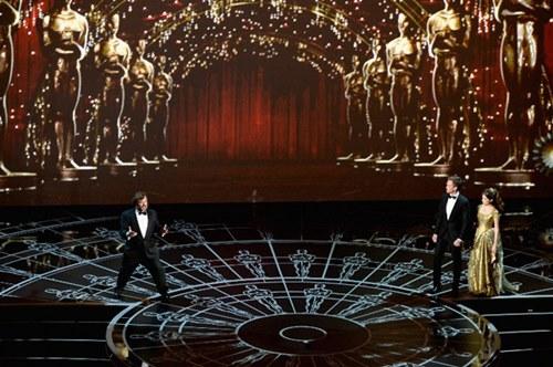"""""""Người chim"""" giành giải phim xuất sắc nhất Oscar 87 - 14"""