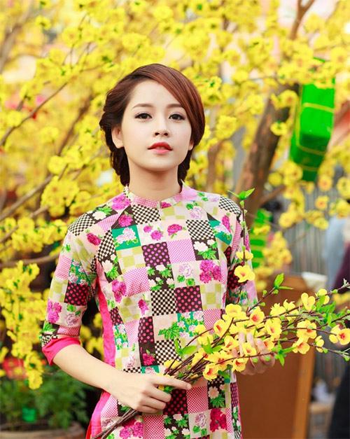 Ảnh du xuân tuyệt đẹp của hot girl Việt - 5