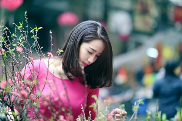 Ảnh du xuân tuyệt đẹp của hot girl Việt - 12
