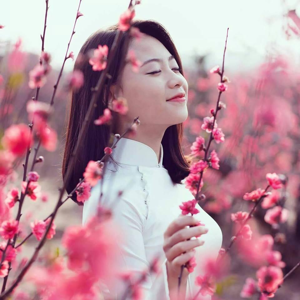 Ảnh du xuân tuyệt đẹp của hot girl Việt - 18