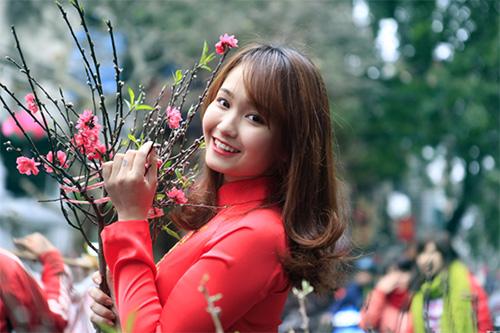 Ảnh du xuân tuyệt đẹp của hot girl Việt - 13