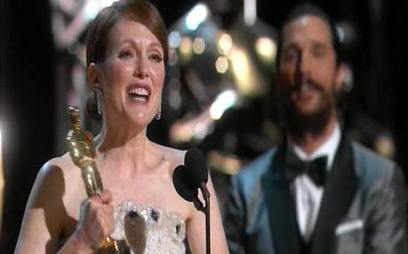 """""""Người chim"""" giành giải phim xuất sắc nhất Oscar 87 - 2"""