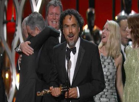 """""""Người chim"""" giành giải phim xuất sắc nhất Oscar 87 - 1"""