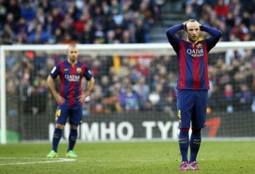 """Tiêu điểm V24 La Liga: Barca """"bách bề thọ nạn"""" - 1"""