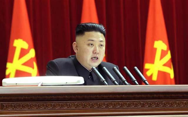 """Kim Jong-un lệnh cho quân đội""""sẵn sàng chiến đấu"""" - 1"""
