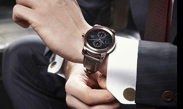Đồng hồ thông minh Watch Urbane của LG sắp trình làng - 1