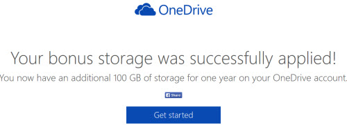 Người dùng Dropbox được tặng 100GB khi dùng OneDrive - 2