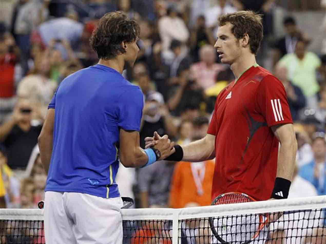 BXH tennis 23/2: Murray soán ngôi Nadal - 1