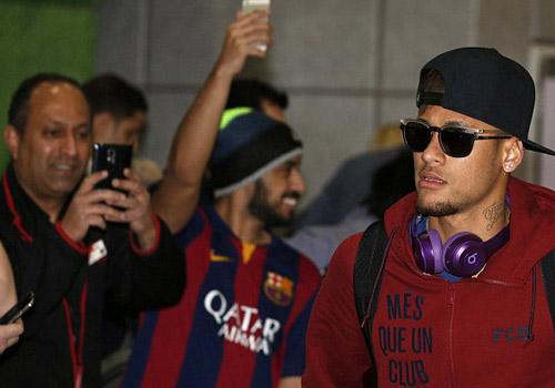 Messi vào... sòng bài xả stress - 4