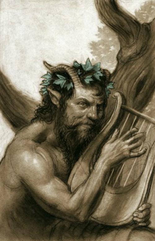 Những điều ít biết về 2 vị thần dê nổi tiếng trong thần thoại Hy Lạp - 2