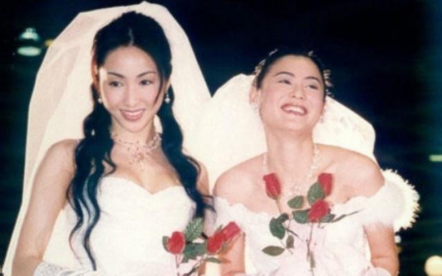 Ảnh Trương Bá Chi, Lê Tư mặc váy cưới gây tiếc nuối - 3