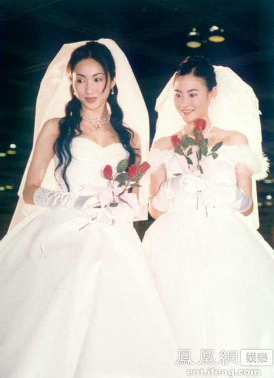 Ảnh Trương Bá Chi, Lê Tư mặc váy cưới gây tiếc nuối - 2
