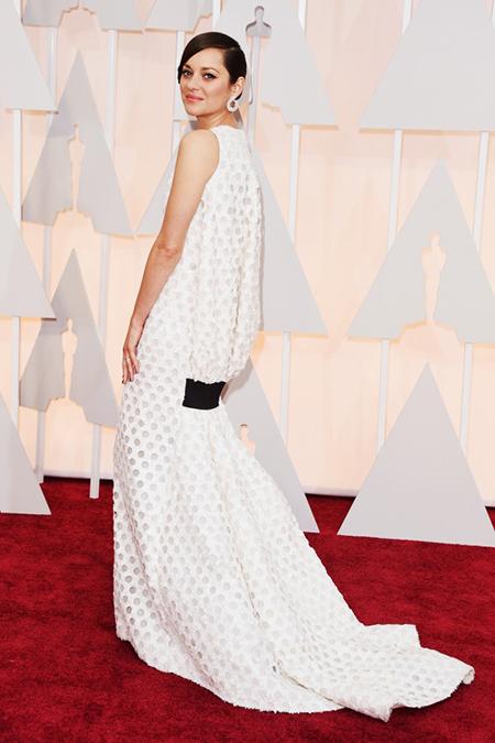 10 chiếc váy đẹp nhất Oscars 2015 - 6
