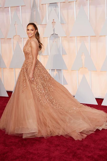 10 chiếc váy đẹp nhất Oscars 2015 - 3