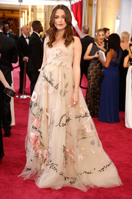 10 chiếc váy đẹp nhất Oscars 2015 - 5