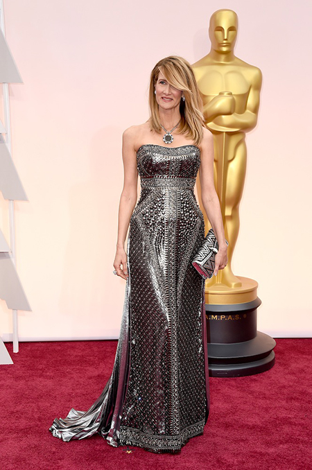 10 chiếc váy đẹp nhất Oscars 2015 - 7