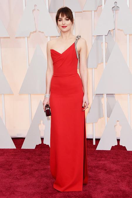 10 chiếc váy đẹp nhất Oscars 2015 - 10