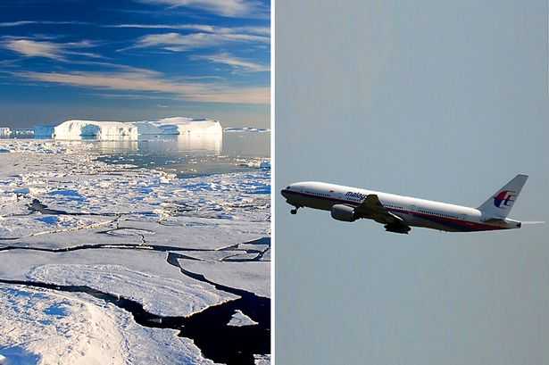 Chuyên gia: MH370 bị cố tình điều khiển xuống Nam Cực - 1