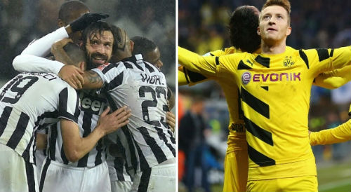 Juventus – Dortmund: Kẻ tám lạng, người nửa cân - 1