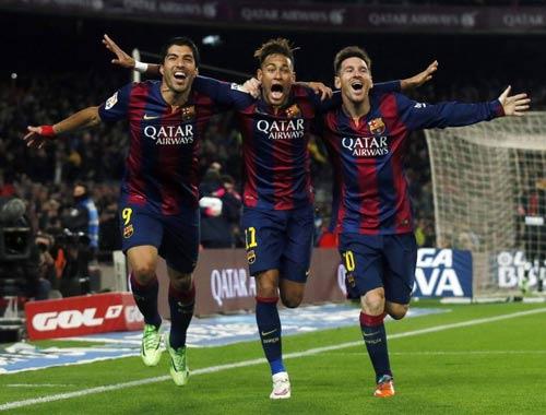 Man City - Barca: Cuộc chiến của những kẻ chinh phục - 2