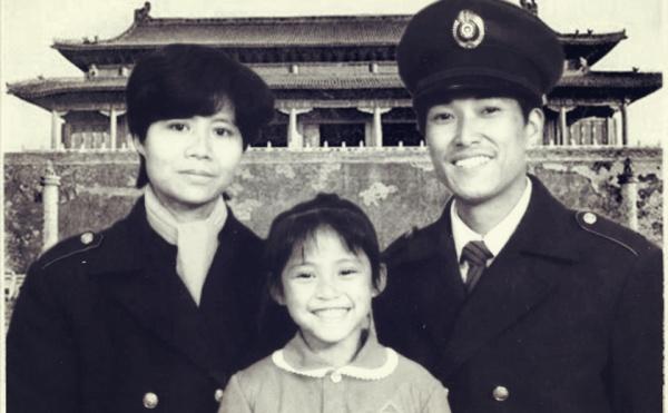 """Những bức ảnh gia đình """"đắt giá"""" của sao Hoa ngữ - 8"""