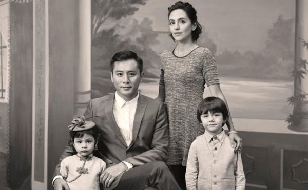 """Những bức ảnh gia đình """"đắt giá"""" của sao Hoa ngữ - 2"""