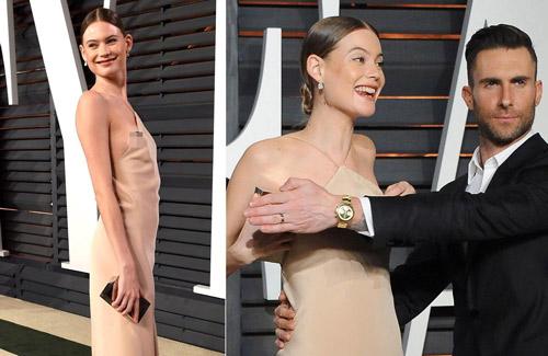 """Loạt mỹ nhân """"đốt cháy"""" Oscar bằng trang phục gợi cảm - 6"""