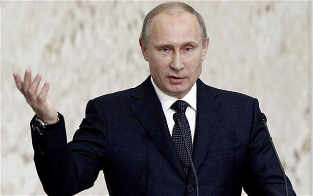 Tổng thống Putin: Chiến tranh với Ukraine không thể xảy ra - 1