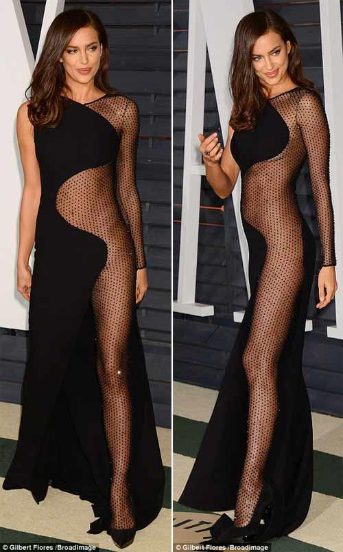 Irina diện váy siêu gợi cảm hậu chia tay Ronaldo - 2