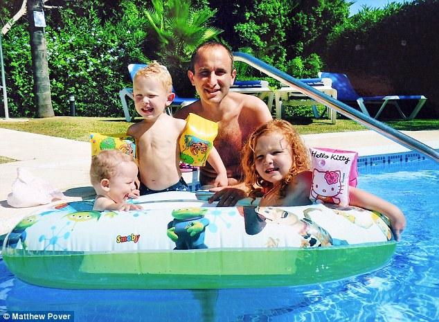 Cố gắng đẻ thật nhiều con trước khi chồng chết vì ung thư - 3