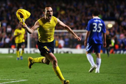 Barca & những trận cầu siêu kịch tính trên đất Anh - 2
