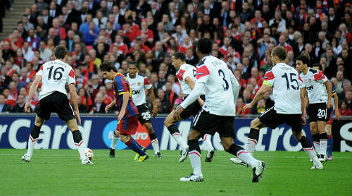 Barca & những trận cầu siêu kịch tính trên đất Anh - 4