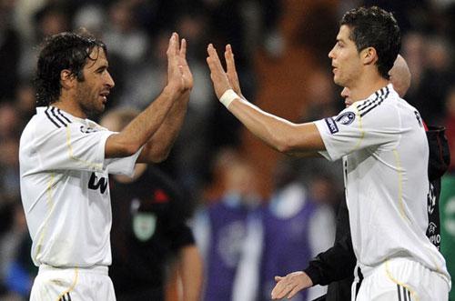 Ronaldo: Sau Di Stefano chỉ còn lại Raul - 2