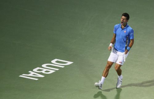 Djokovic - Pospisil: Chính xác là đủ (V1 Dubai) - 1