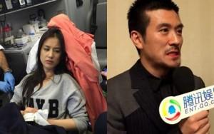 Ẩn tình vụ Tiểu Hoa đán TQ ngất xỉu tại Oscar