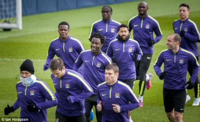 TRỰC TIẾP Man City - Barca: Messi sút hỏng phạt đền - 6