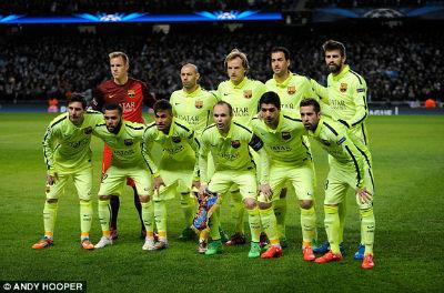 TRỰC TIẾP Man City - Barca: Messi sút hỏng phạt đền - 10